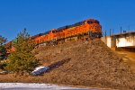 BNSF 7206 Leads S-TACLPC1-05